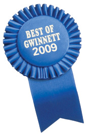 Best of Gwinnett air duct and dryer vent cleaning award
